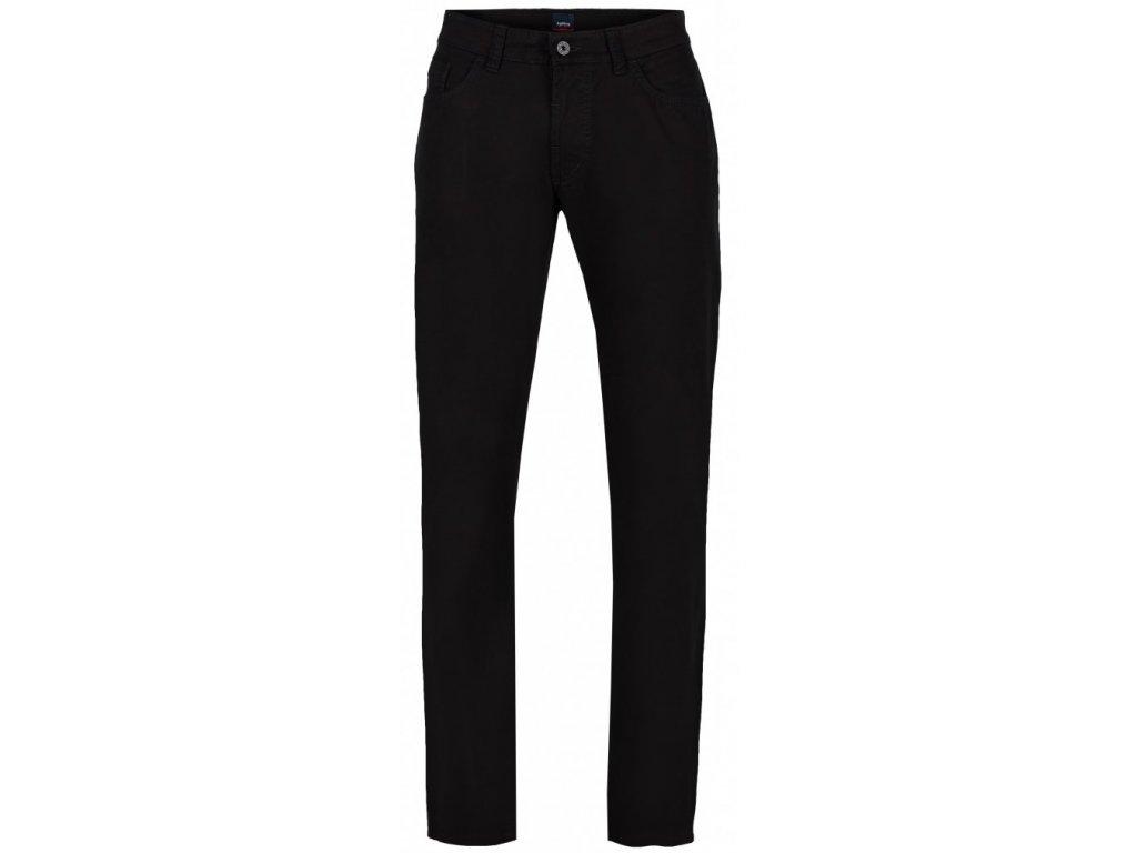 Pánské jeans Hattric 688605 5-Pocket Hardy 09 černá