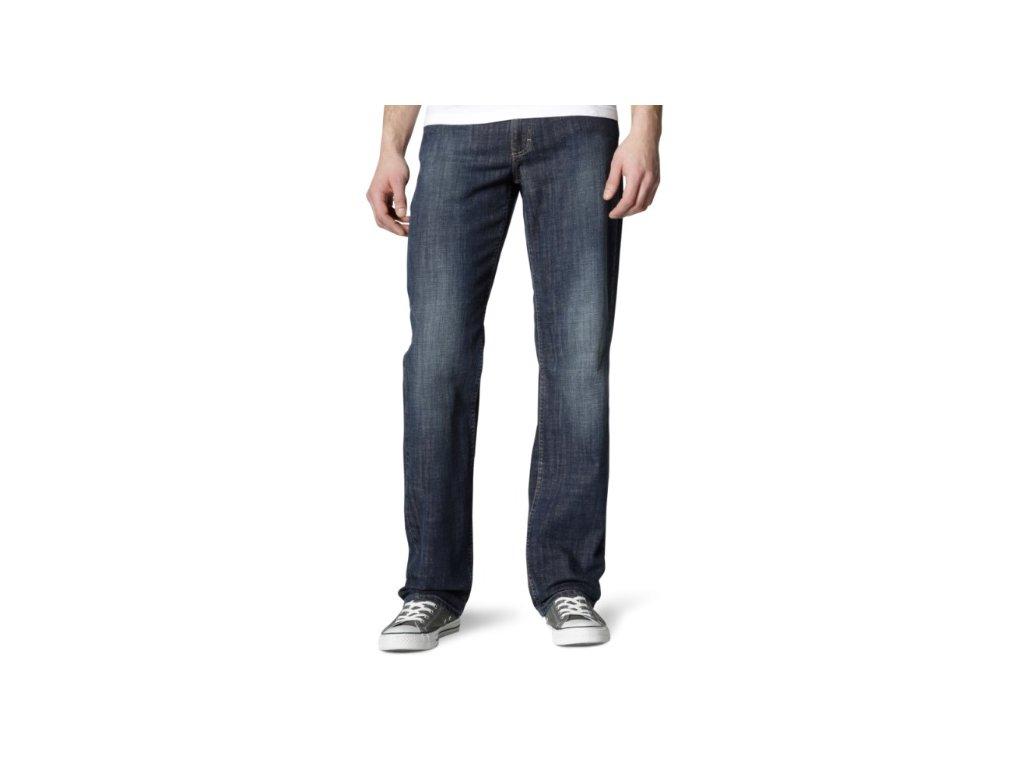Pánské jeans Mustang 3169 Big Sur 588 modrá