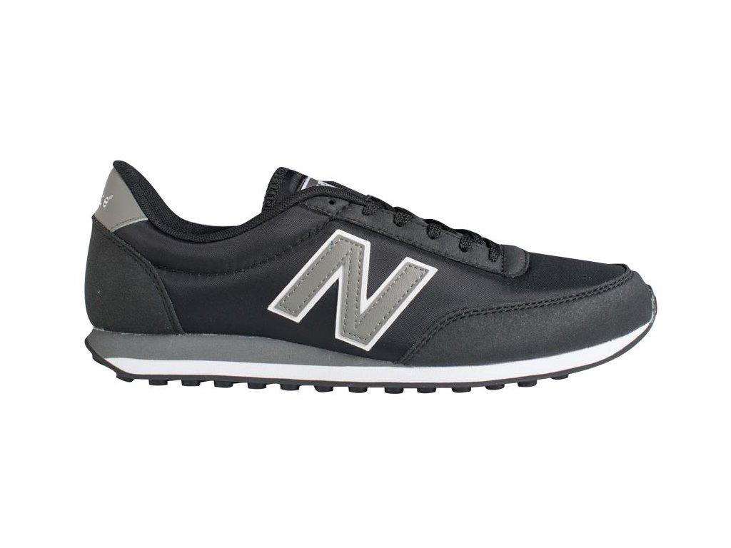 Univerzální lifestylová obuv New Balance U410 CC černá