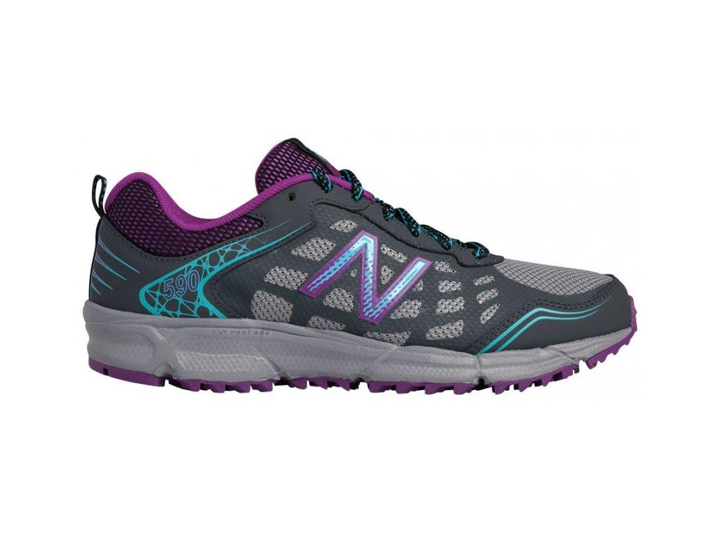 Dámské trailové boty New Balance WT590 GP1