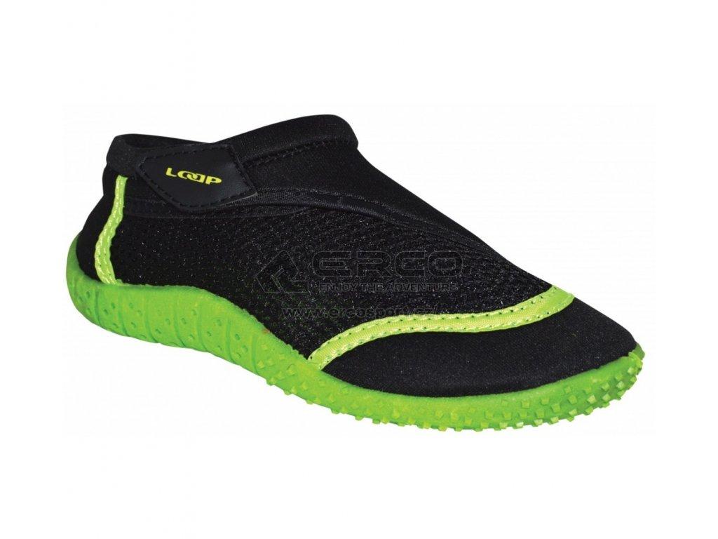 Boty do vody Loap HANK V20N černá