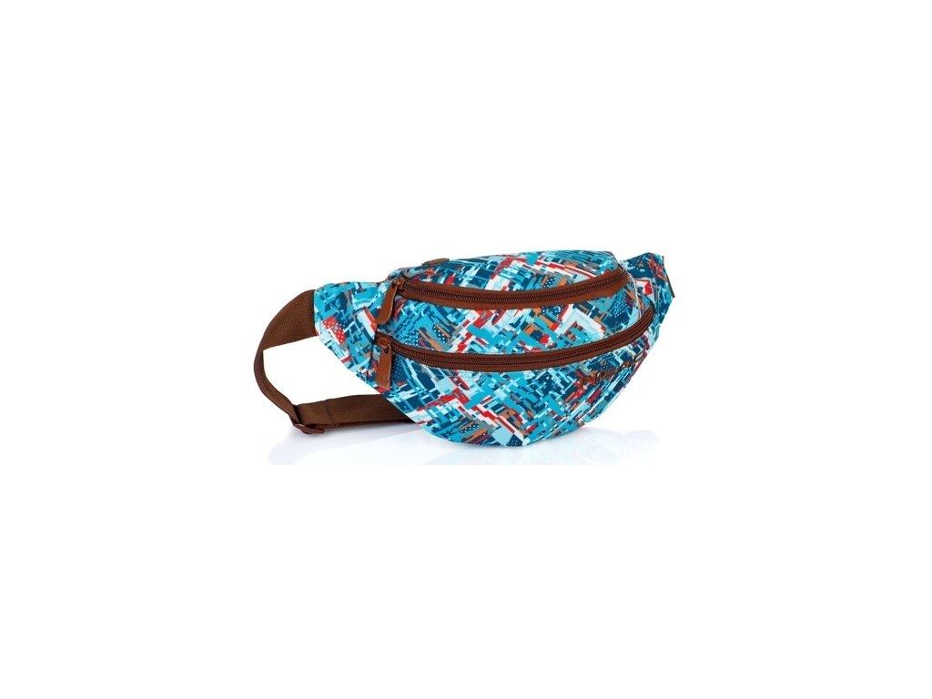 Ledvinka HEAD 79012 modrá/pomeranč modrá