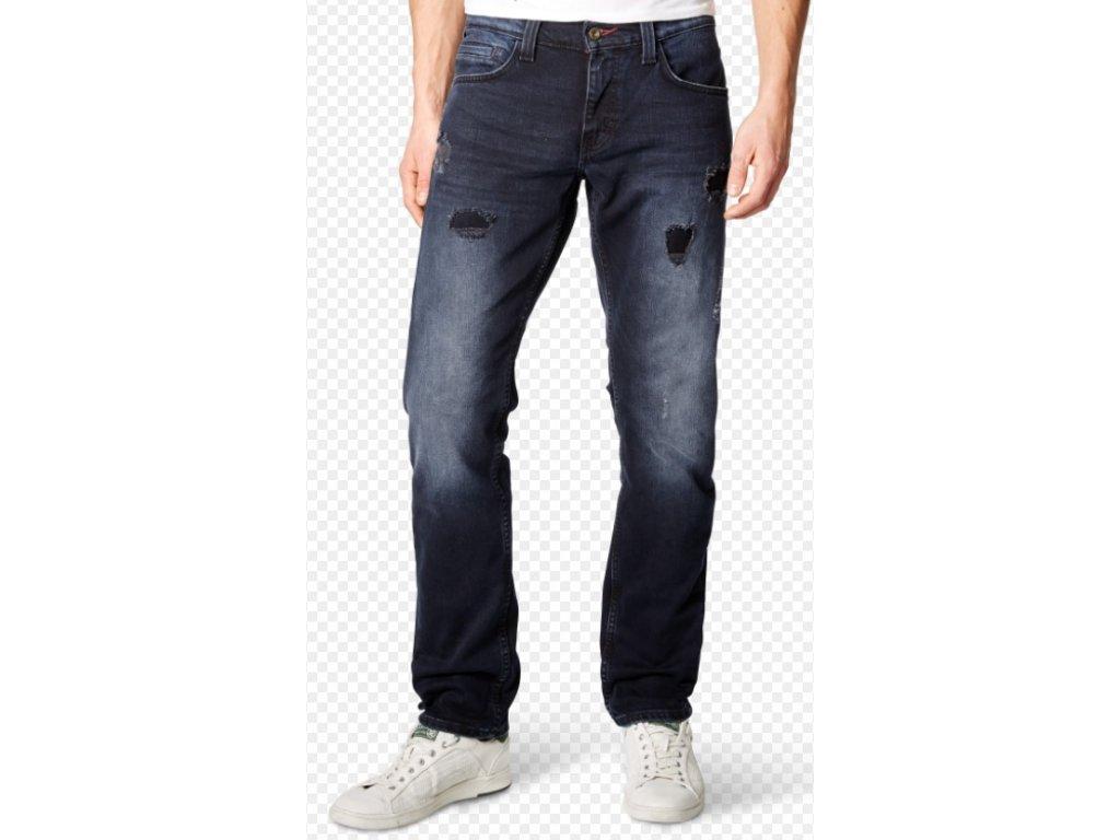 Pánské jeans Mustang 1004474 OREGON TAPERED 884 modrá
