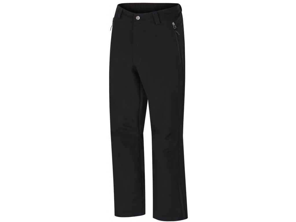 Pánské kalhoty Hannah FORDON Anthracite černá