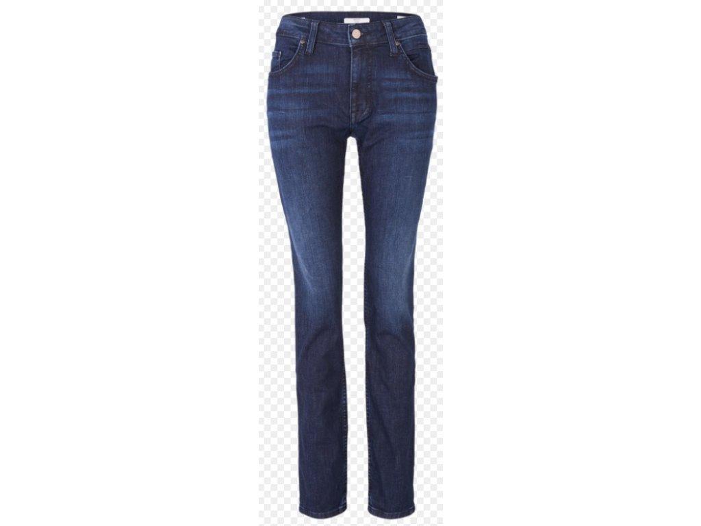 Dámské jeans Mustang 1005175 Sissy Slim 882 modrá