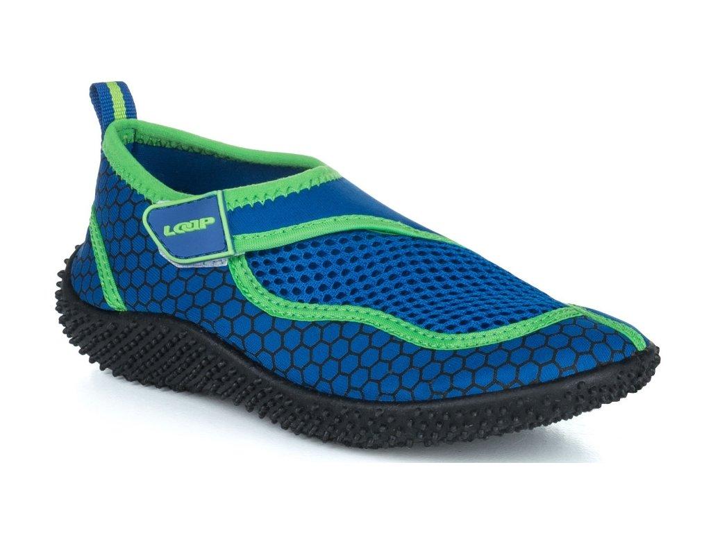 Dětské boty do vody Loap COSMA KID L94N modrá
