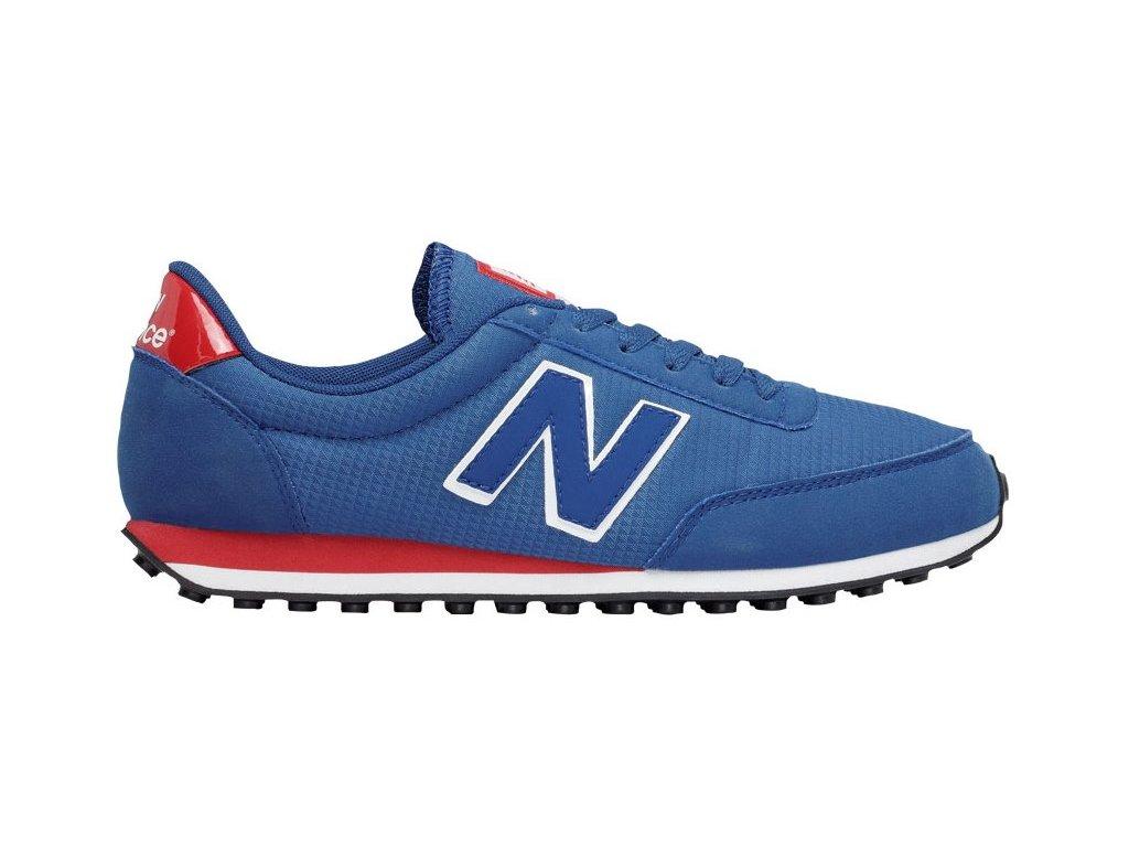 Univerzální lifestylová obuv New Balance U410 RIB modrá
