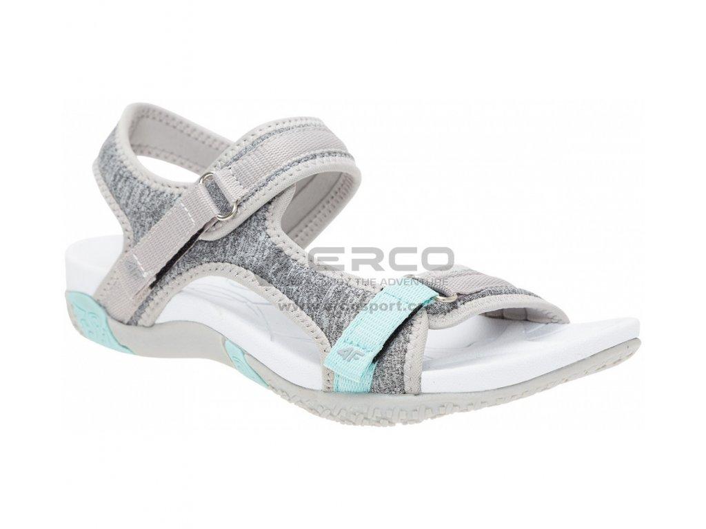 Dámské sandály 4F SAD002 25M