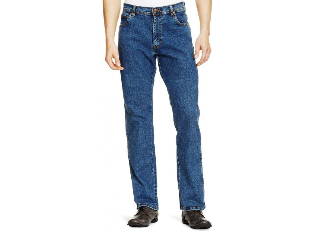 Pánské jeans Wrangler Texas 010 modrá