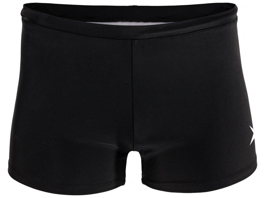 Pánské plavky Outhorn MAJM600 Black černá