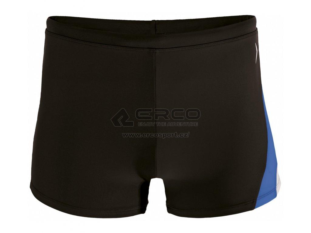 Pánské plavky Outhorn MAJM601 Black černá