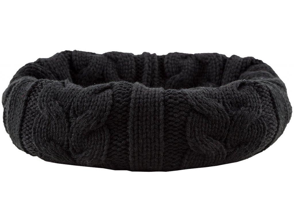 Šála Outhorn SZD615 Deep black černá