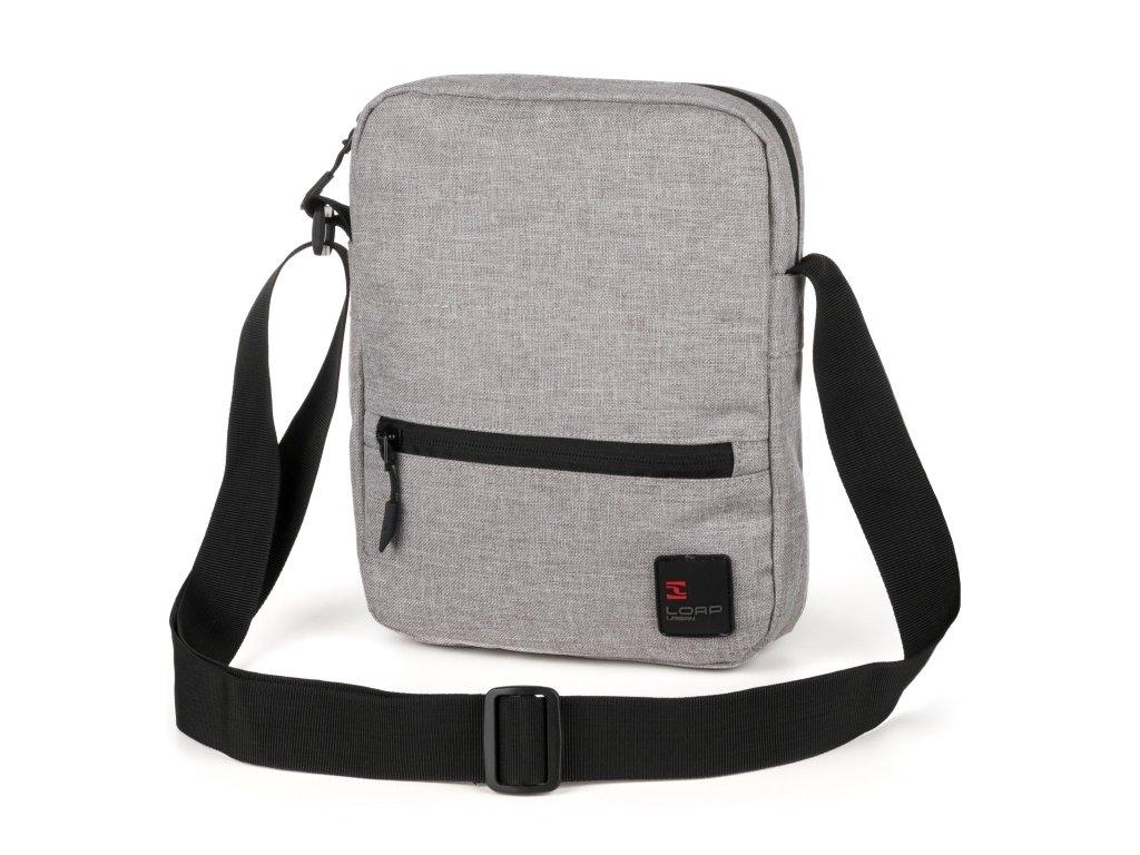 Sportovní taška Loap FOCUSE T10V šedá