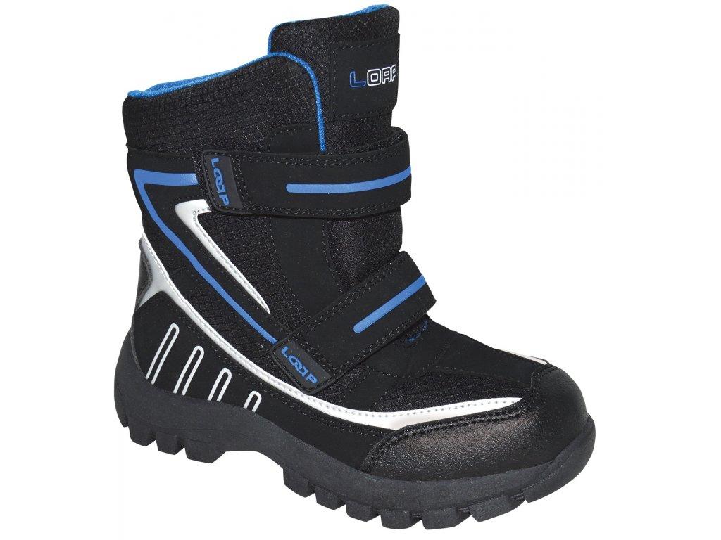 Dětské boty Loap SILLO V20L, černá