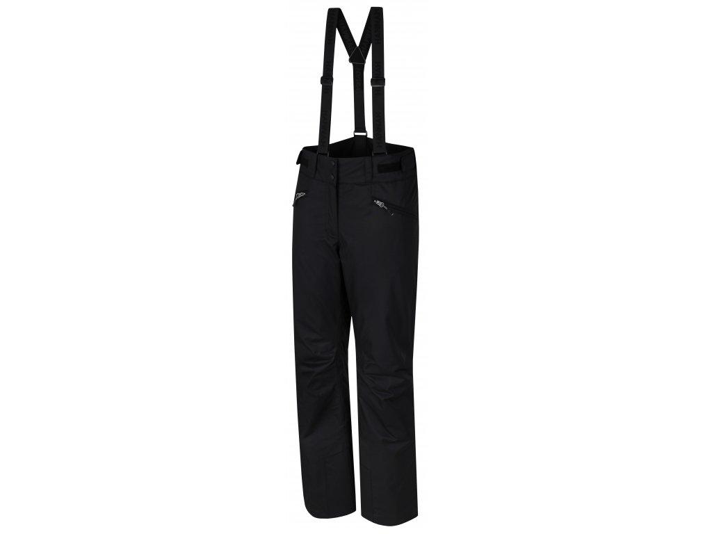 Dámské lyžařské kalhoty Hannah HANEY Anthracite černá