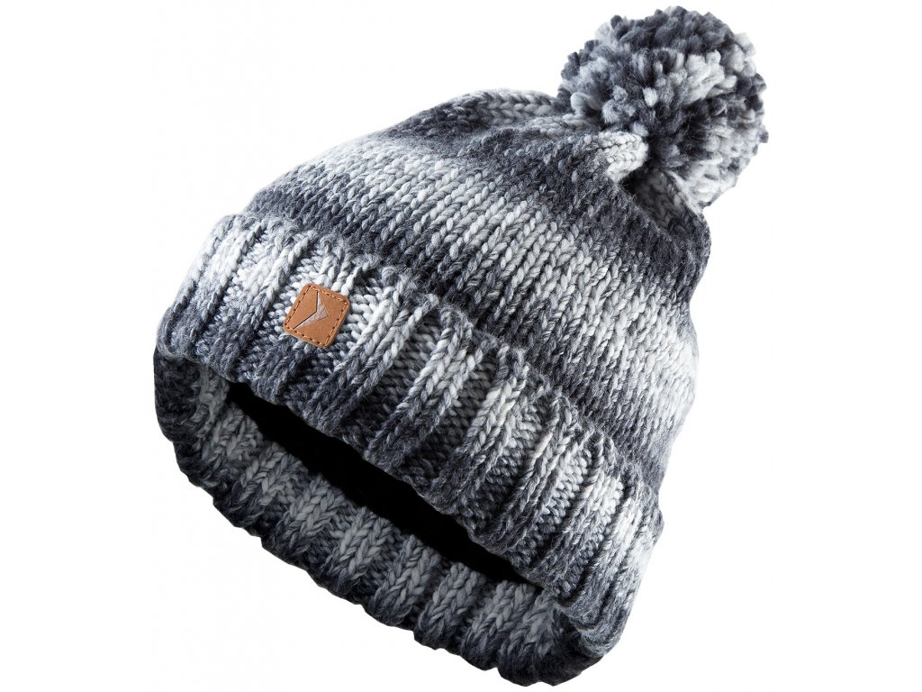 Dámská čepice Outhorn CAD606 Bluish grey šedá