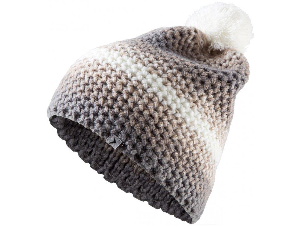 Dámská čepice Outhorn CAD613 Grey šedá