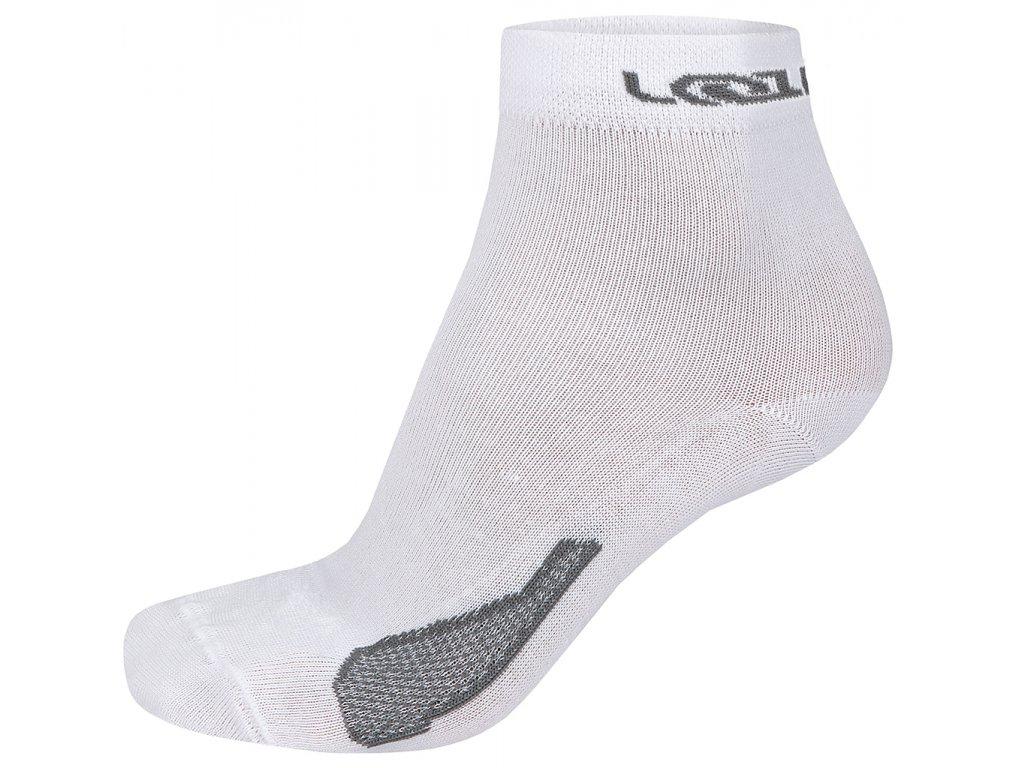 Ponožky Loap HENSEN A14A bílá