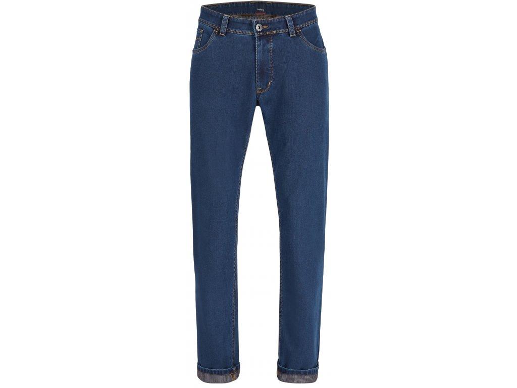 Pánské jeans Hattric 689025 47 modrá