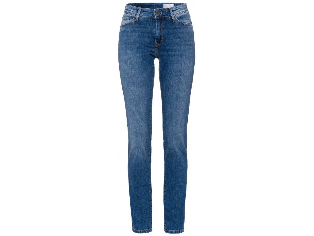 Dámské jeans Cross P489 Anya 153 modrá