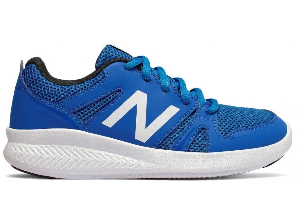 Dětská sportovní obuv New Balance YK570 BL modrá