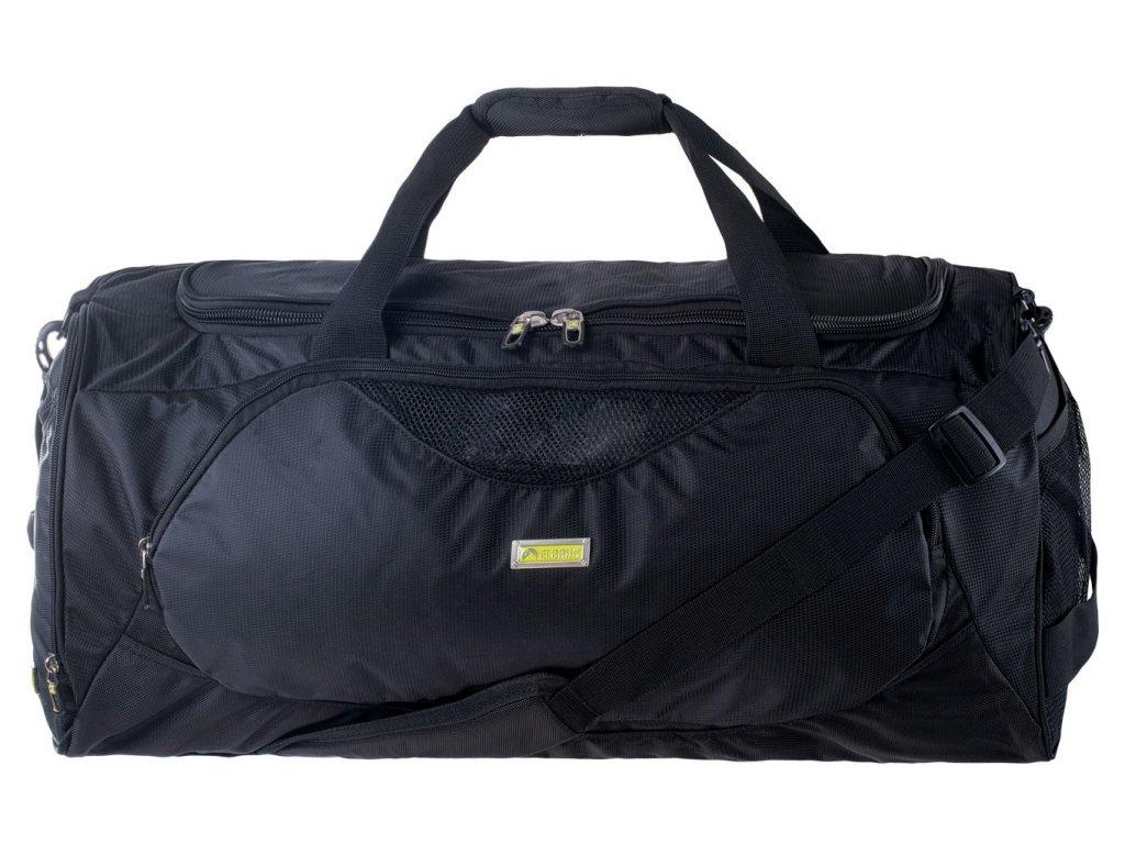 Sportovní taška ELBRUS PRATO Black černá