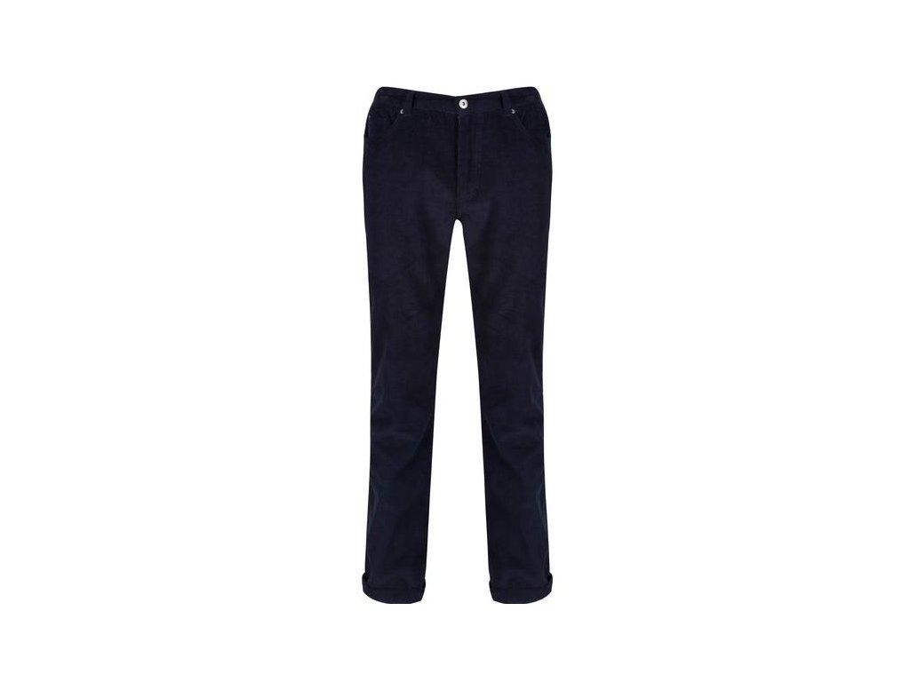 Pánské kalhoty Regatta Larimar Trouser 540 černá