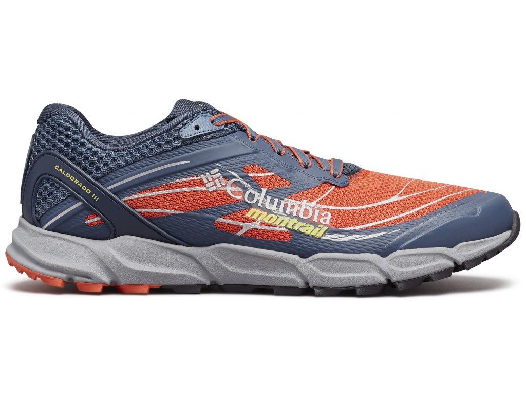 Pánské běžecké boty Columbia CALDORADO™ III 813 modrá