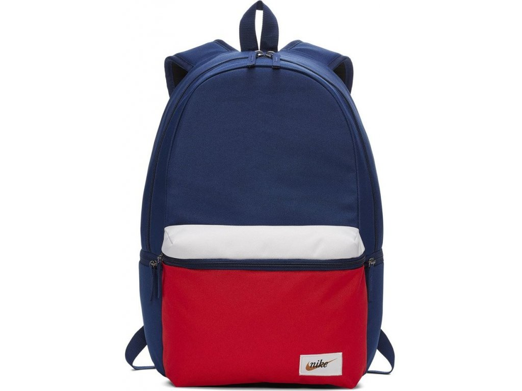 Batoh Nike 75042 modra/cervena/bila modrá