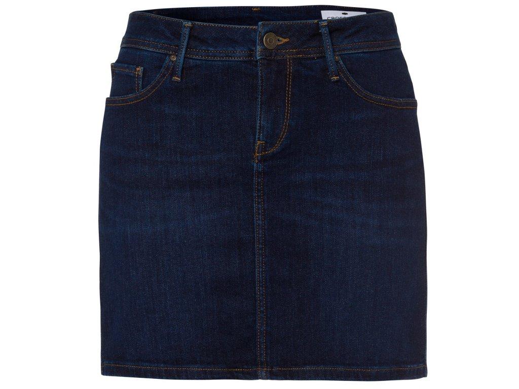 Dámská sukně Cross A515 005 modrá