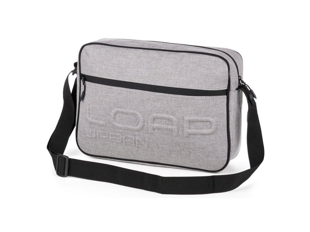 Sportovní taška Loap TAWNY T10V šedá
