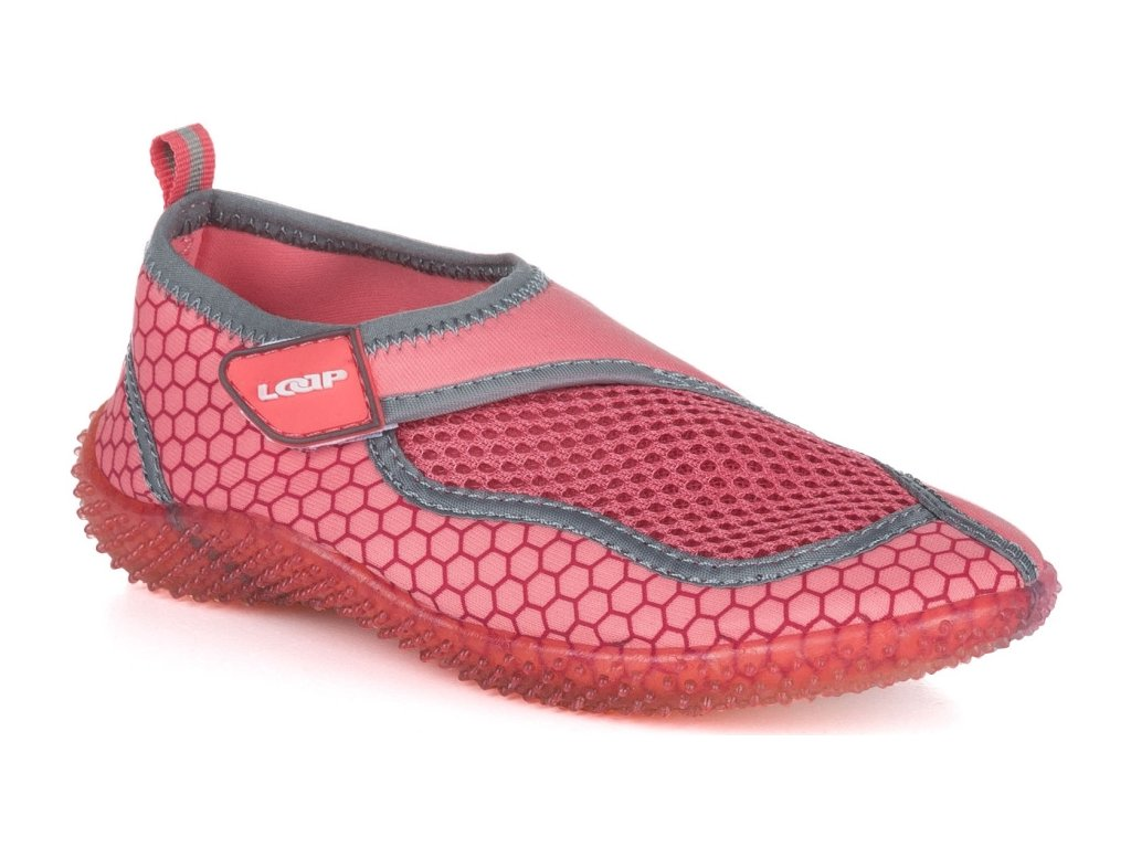 Dětské boty do vody Loap COSMA KID J24T růžová
