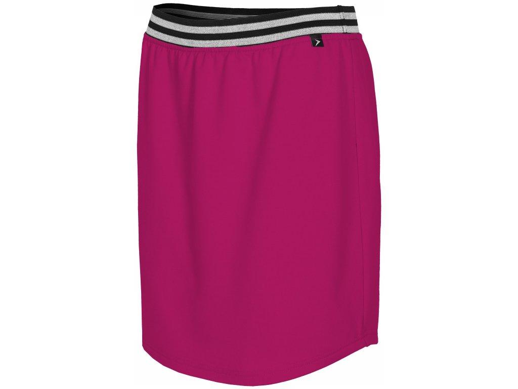 Dámská sukně Outhorn SPUD601 Pink růžová