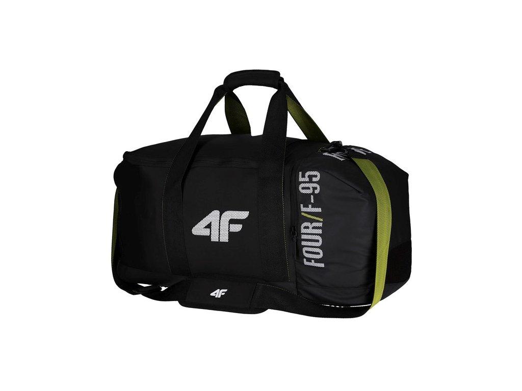 Sportovní taška 4F TPU062 Yellow žlutá