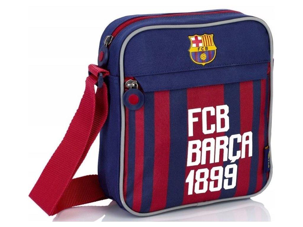 Sportovní taška FC Barcelona 78995 FC modrá