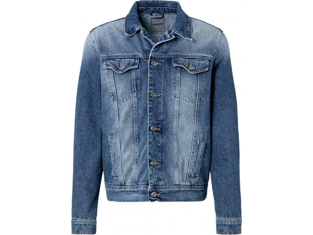 Pánská jeans bunda Pioneer 2488 578 modrá