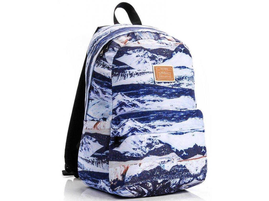 Školní batoh Meteor 74523 mountains