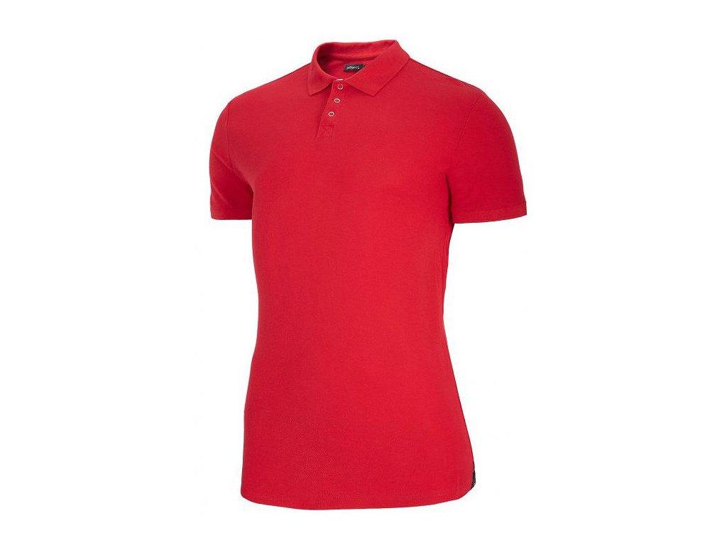 Pánské tričko Outhorn TSM619 D.red červená