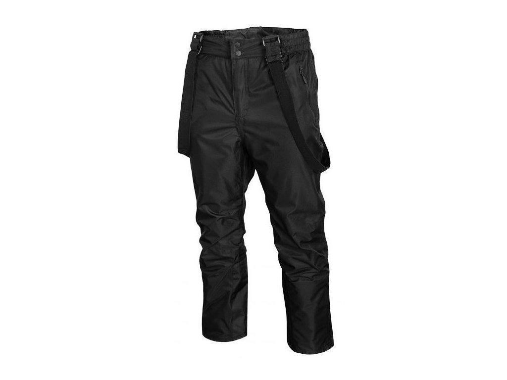 Pánské lyžařské kalhoty Outhorn SPMN600 Deep black černá