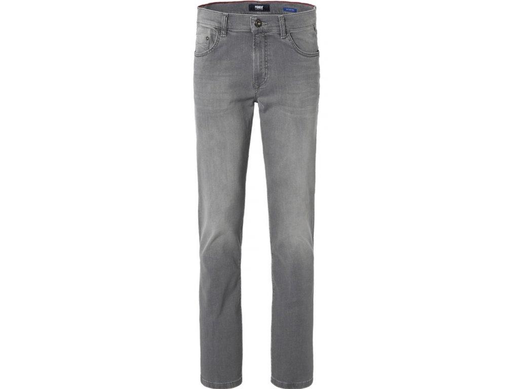 Pánské jeans Pioneer 9713 351 šedá