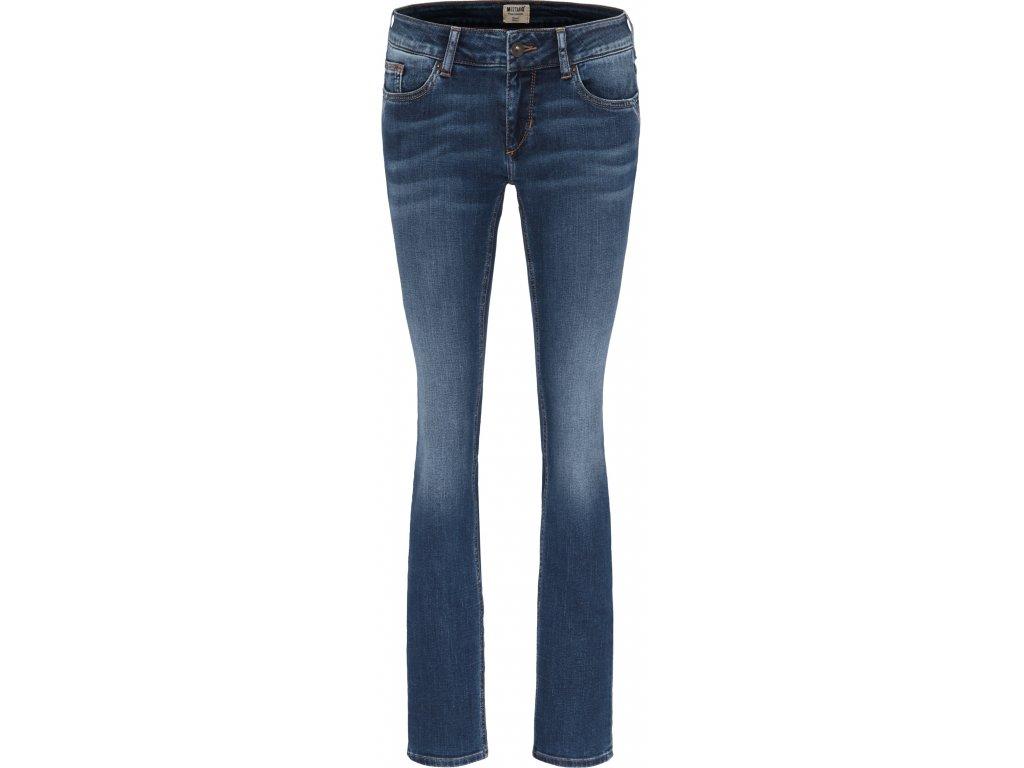 Dámské jeans Mustang 1008596 723 modrá