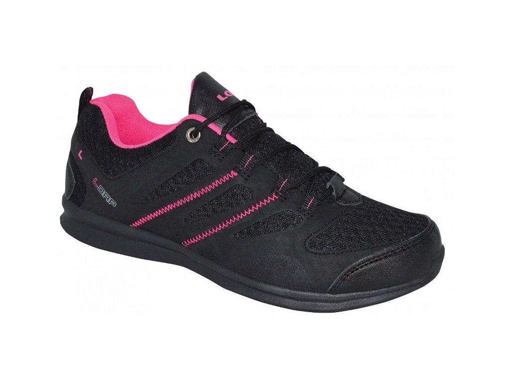 Dámské boty Loap CODE W V11J černá