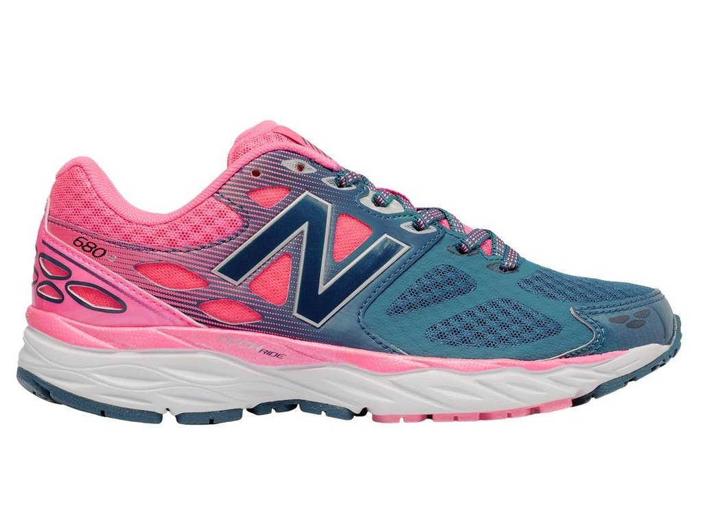 Dámské běžecké boty New Balance W680 RG3 Růžová