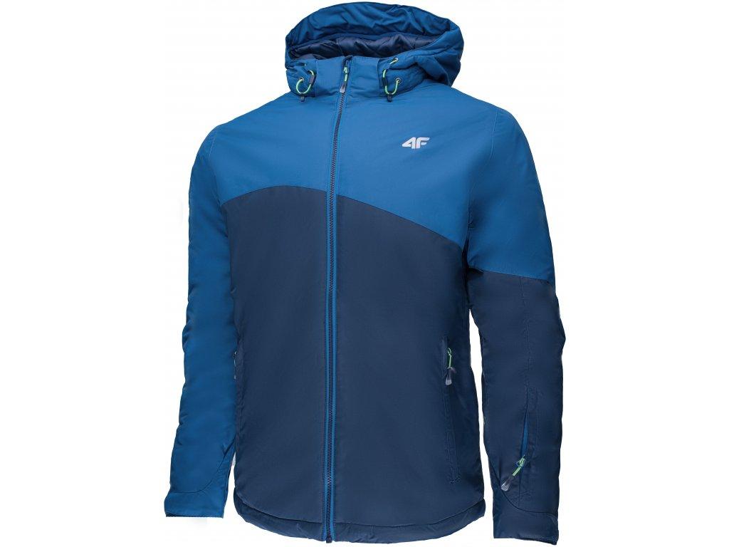 Pánská lyžařská bunda 4F KUMN002 Navy modrá
