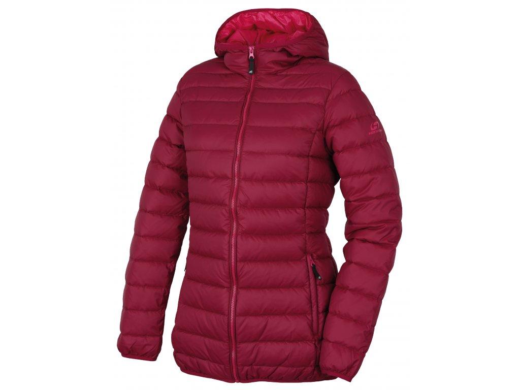 Dámská bunda Hannah ELISABETH Beaujolais červená