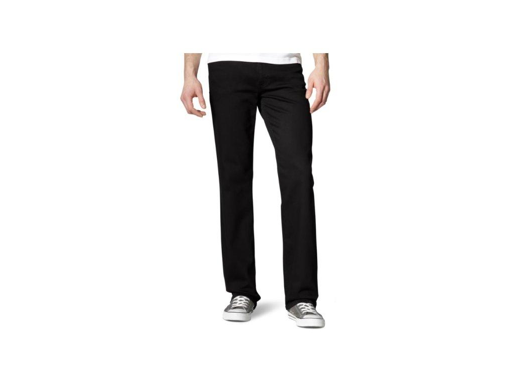 Pánské jeans Mustang Tramper 490 černá