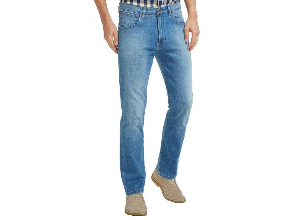 Pánské jeans Wrangler Arizona 91N modrá