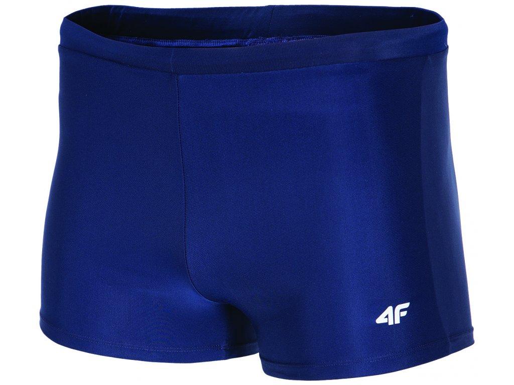 Pánské plavky 4F MAJM001 OUT PACE modrá