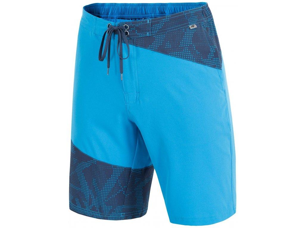 Pánské kraťasy 4F SKMT002 blue lihgt modrá