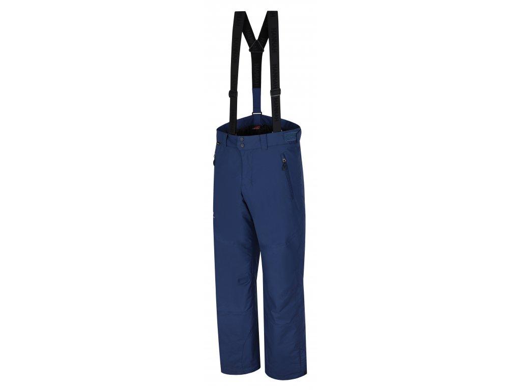 Pánské lyžařské kalhoty Hannah Grant Dark denim modrá